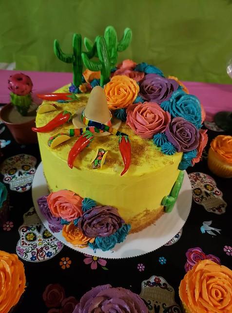 Cake by Milena Blanco