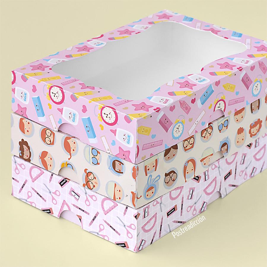 imprimible gratis cajas