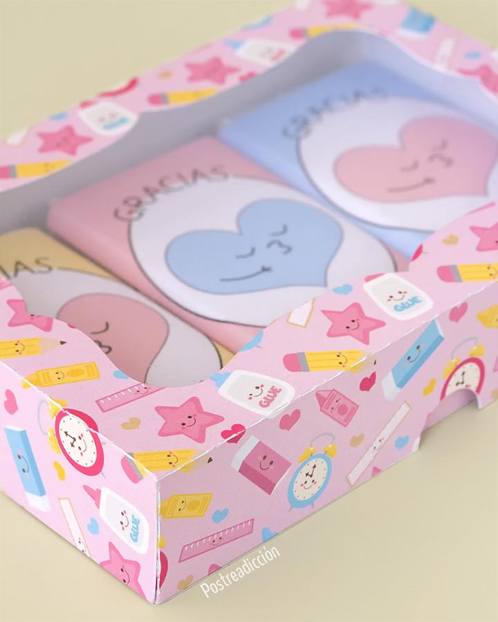 cajas imprimibles gratuito