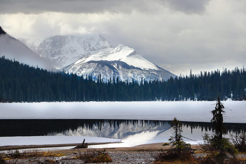 Emerald Lake, Kanadan paras autoreitti