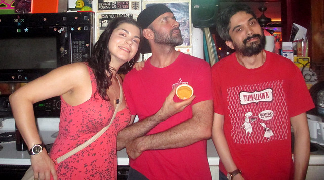 20180713 2242 - Blood Red party - Meagan, Aaron, Akira - 51422232