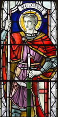St George (Edward Woore, 1940s)
