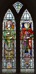 St Felix and St George (Edward Woore, 1940s)