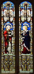 noli me tangere: Christ and Mary Magdalene