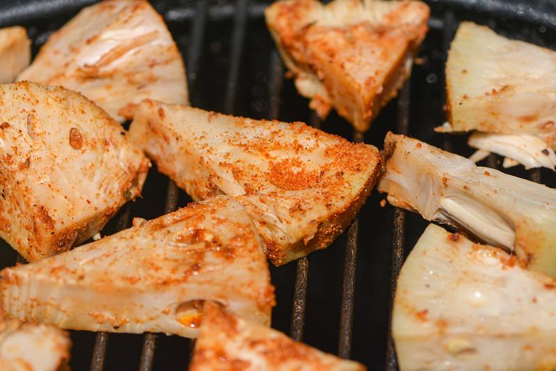 Barbecue Jackfruit
