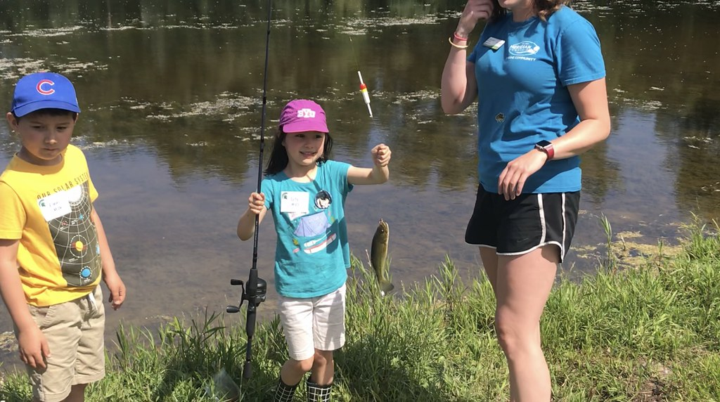 Youth Fishing Derby Makes For A 'Fin-Tastic' Day