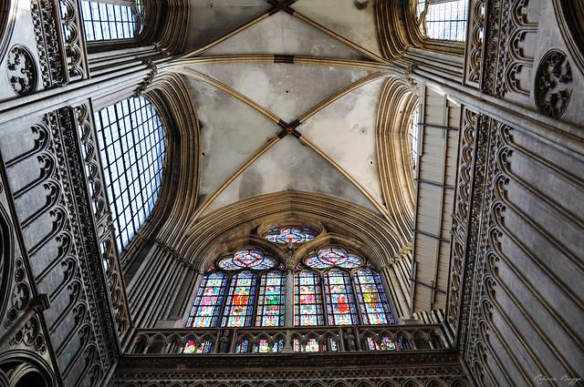 Notre Dame details I