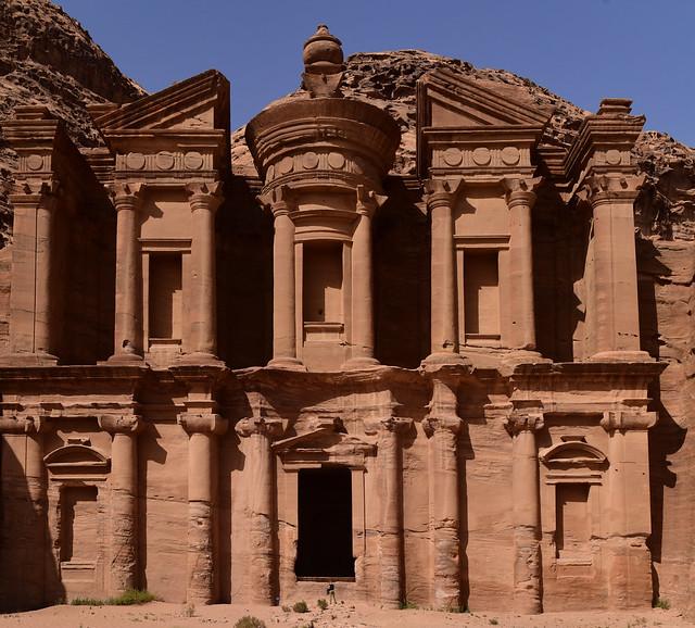 The Monastery, Petra, Jordan, June 2019 084
