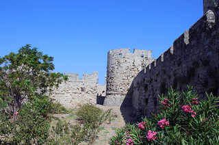 Old City Walls - Rhodes