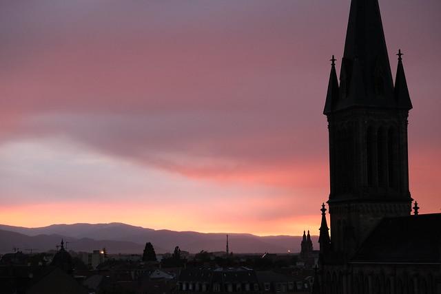Vosges, late ...