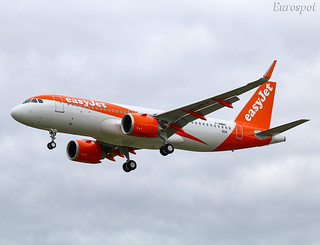F-WWBH Airbus A320 Neo Easyjet