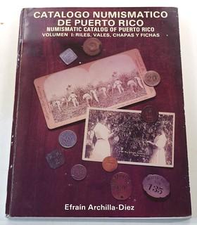 Catalogo Numismatico de Puerto Rico