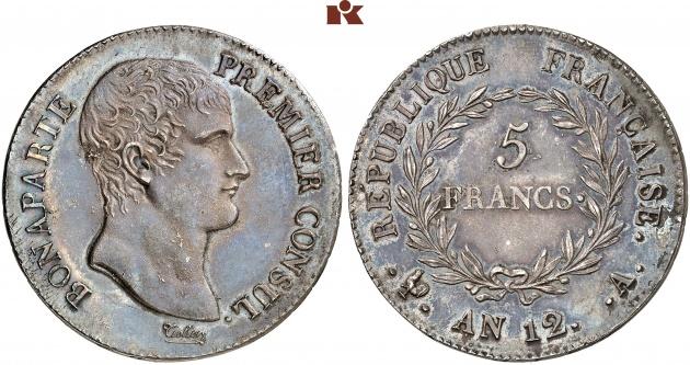 1803 France 5 Francs