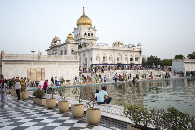 Sri Bangla Sahib Gurdwara 2019