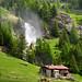 La casa della cascata