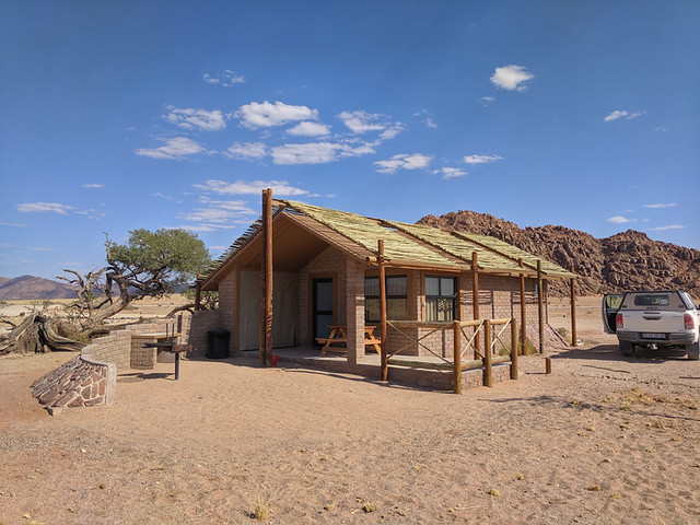 our room @ Desert Camp (#228)