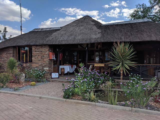 reception @ Lake Oanob Resort