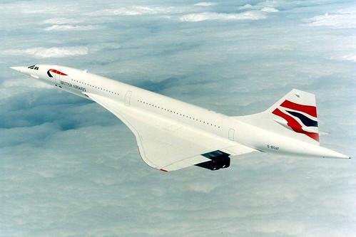 Concorde, el avión comercial más rápido y bello de la historia
