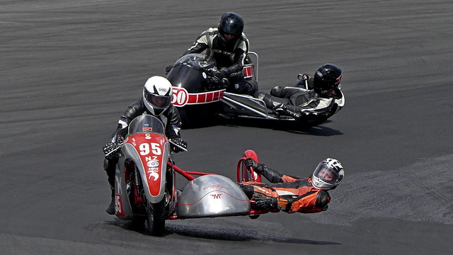 1961 Matchless G12 800cc sidecar outfit