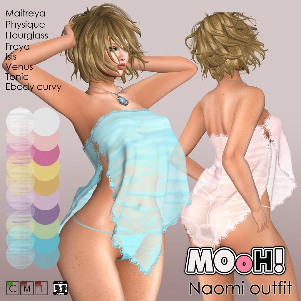 Naomi outfit