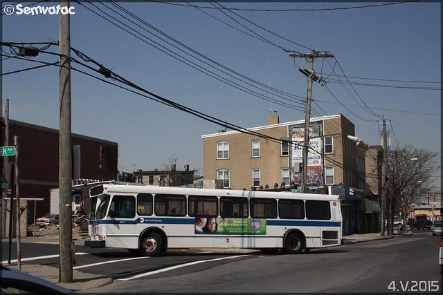 Daimler Orion V - New York City Bus / MTA (Metropolitan Transportation Authority) n°6177