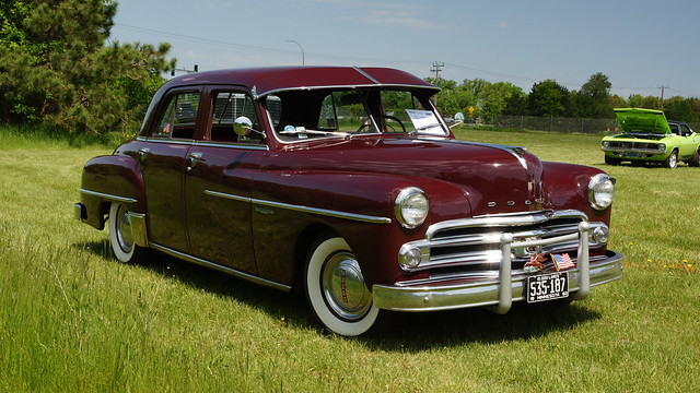 1950 Dodge Meadowbrook