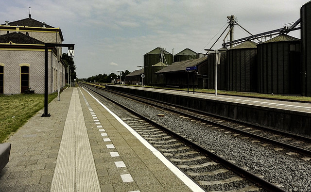 Railway and Industry I