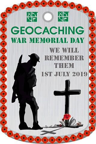 War Memorial Badge 2019