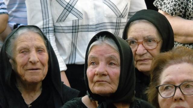 Εσπερινός στο Μοναστήρι των Αγίων Πατέρων (2019)