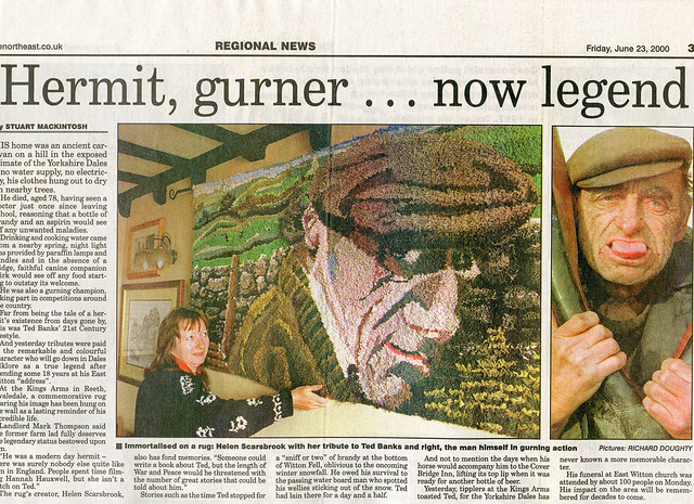 The Northern Echo, June 23rd, 2000, Page 3