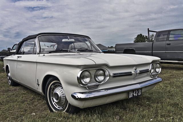 Chevrolet Corvair Monza Convertible 1962 (8802)