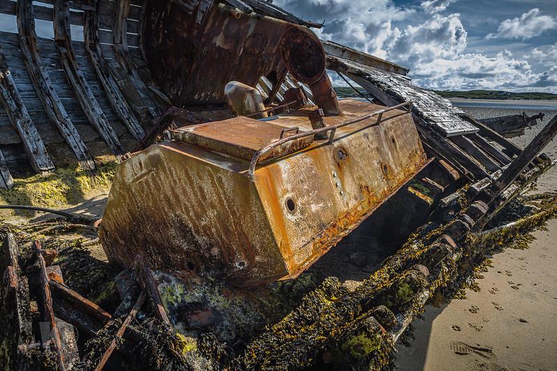 20190608-2019, Bunbeg, Bunbeg Wreck, Cara Na Mara, Irland, Schiffswrack-010.jpg