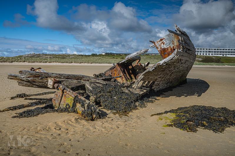 20190608-2019, Bunbeg, Bunbeg Wreck, Cara Na Mara, Irland, Schiffswrack-012.jpg