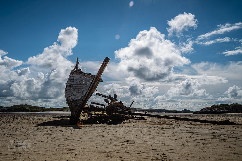 20190608-2019, Bunbeg, Bunbeg Wreck, Cara Na Mara, Irland, Schiffswrack-008.jpg