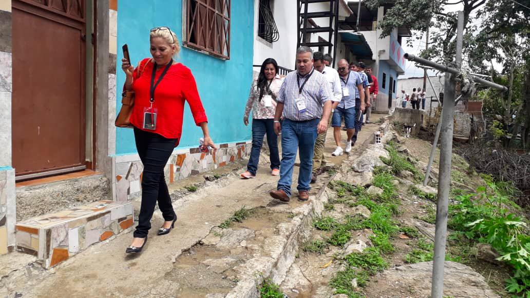 Encuentro de Gobiernos Locales culmina conociendo la Venezuela profunda