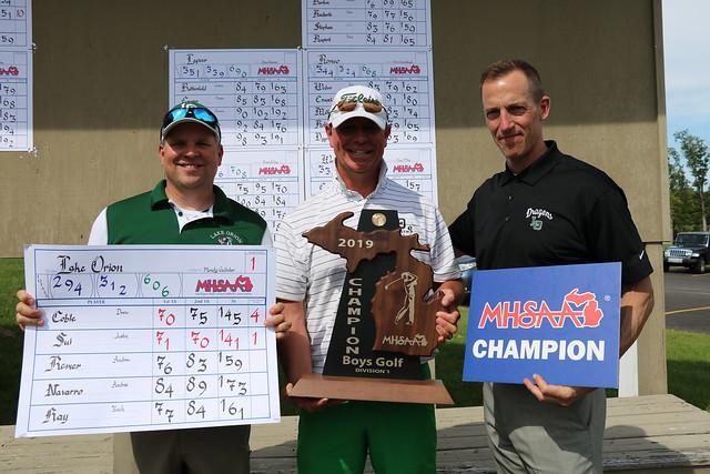 2019 LOHS Golf Championship