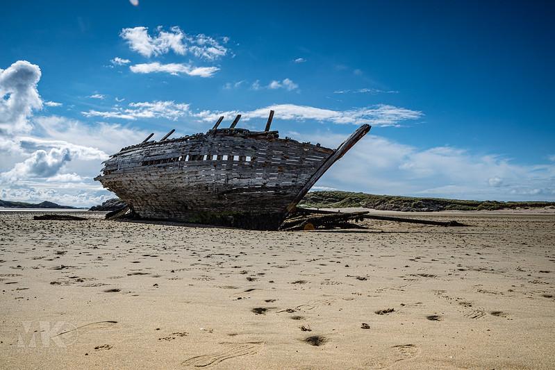 20190608-2019, Bunbeg, Bunbeg Wreck, Cara Na Mara, Irland, Schiffswrack-007.jpg