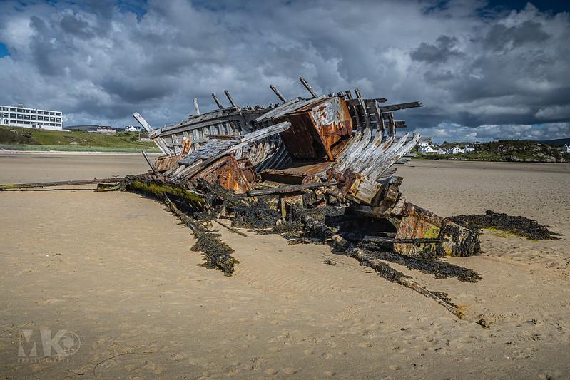20190608-2019, Bunbeg, Bunbeg Wreck, Cara Na Mara, Irland, Schiffswrack-011.jpg