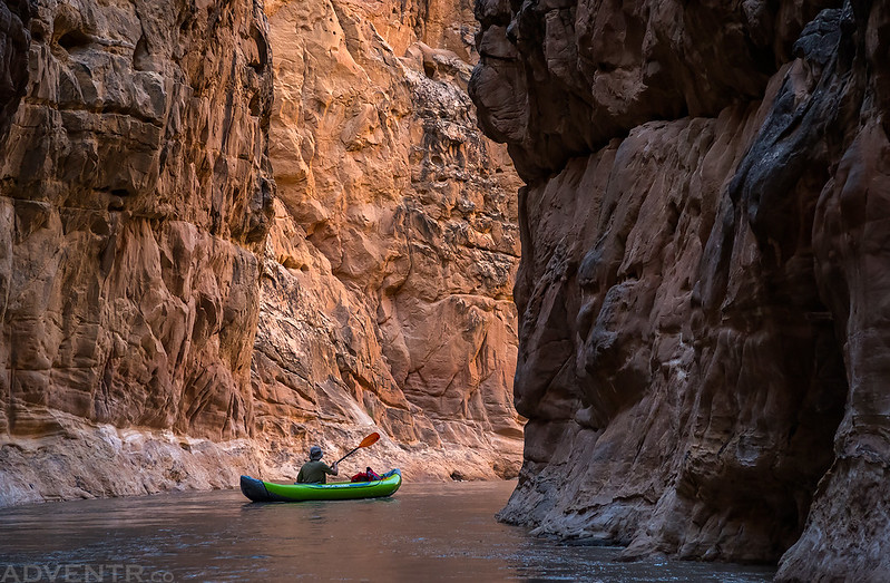 Paddling The Narrows