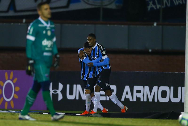 Grêmio x Fortaleza - Brasileirão 2019 - 08/06/19