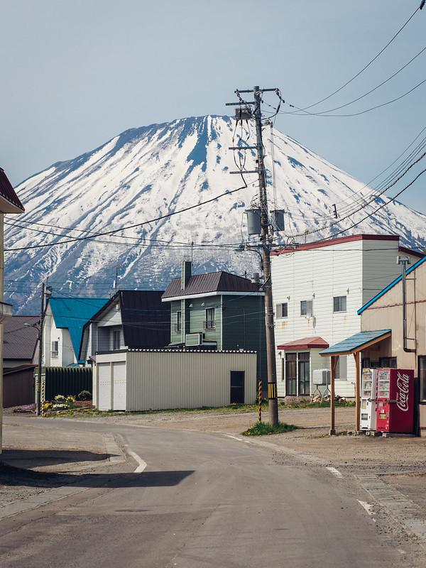 羊蹄山|北海道