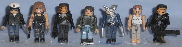 MiniMates - Terminator 2 Series 2