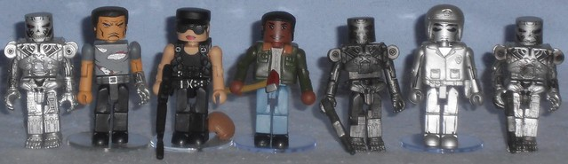 MiniMates - Terminator 2 Box Set +