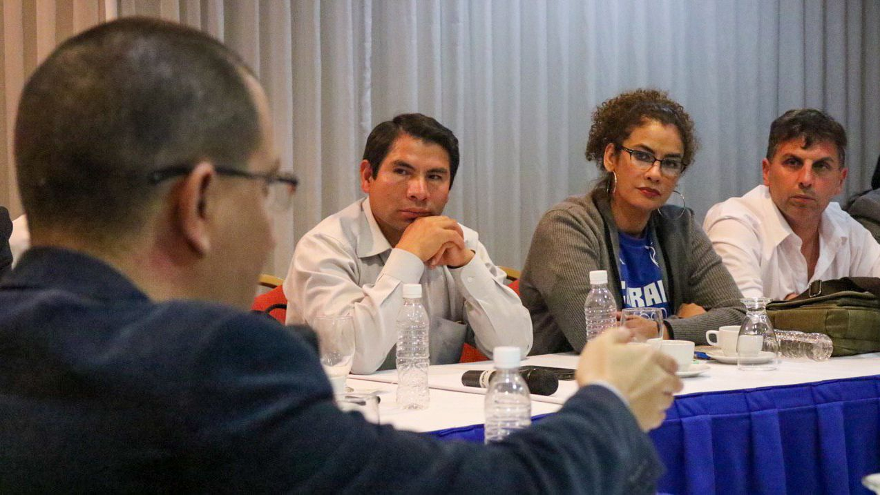 Gobiernos Locales de América Latina y el Caribe unen su voz en contra del imperialismo