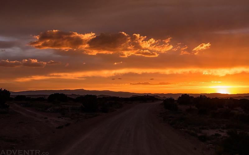 San Rafael Sunset