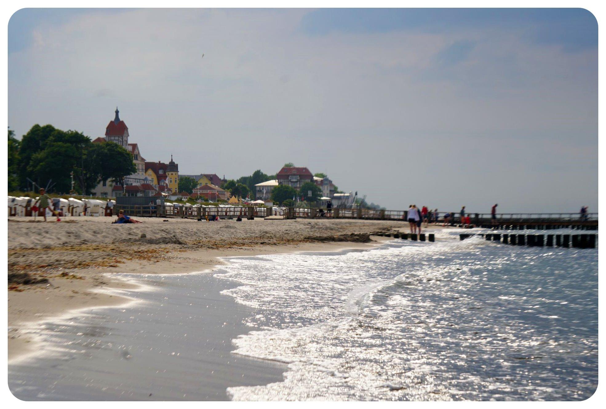 kuehlungsborn beach