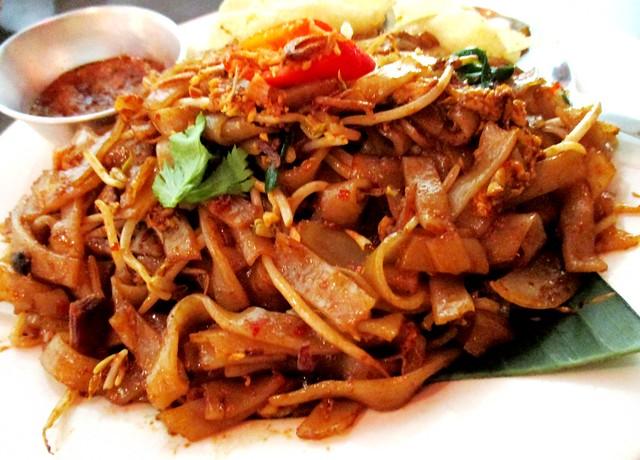 Cafe Cafe Swan Square Penang ckt