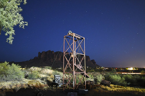 Superstition Starlight Mine