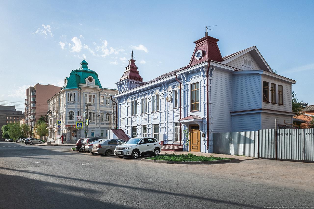 Доходный дом В. Е. Прахова