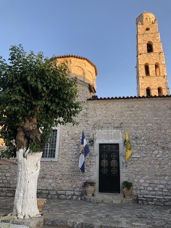 Areopoli, Mani, Peloponnesos